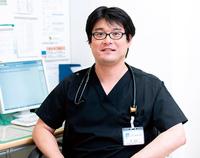内科・消化器内科を担当する原医師