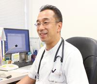 心臓血管外科 医長 横山雄一郎さん